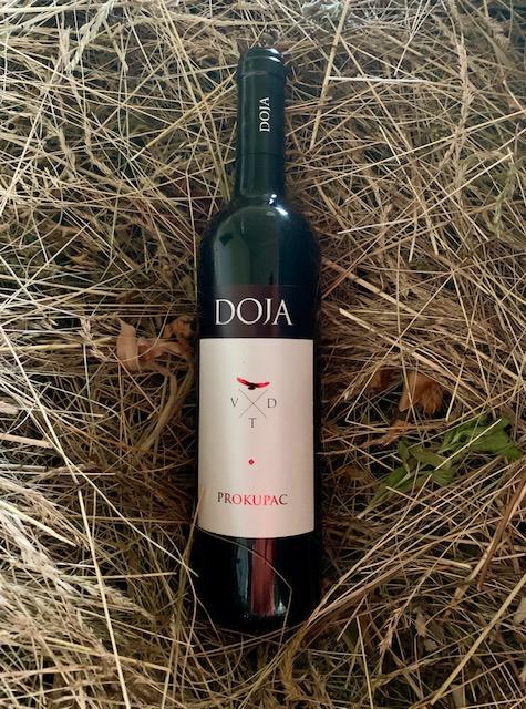 Il vino Prokupac