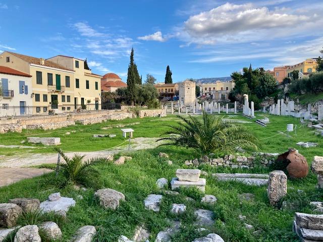 La magia di Atene