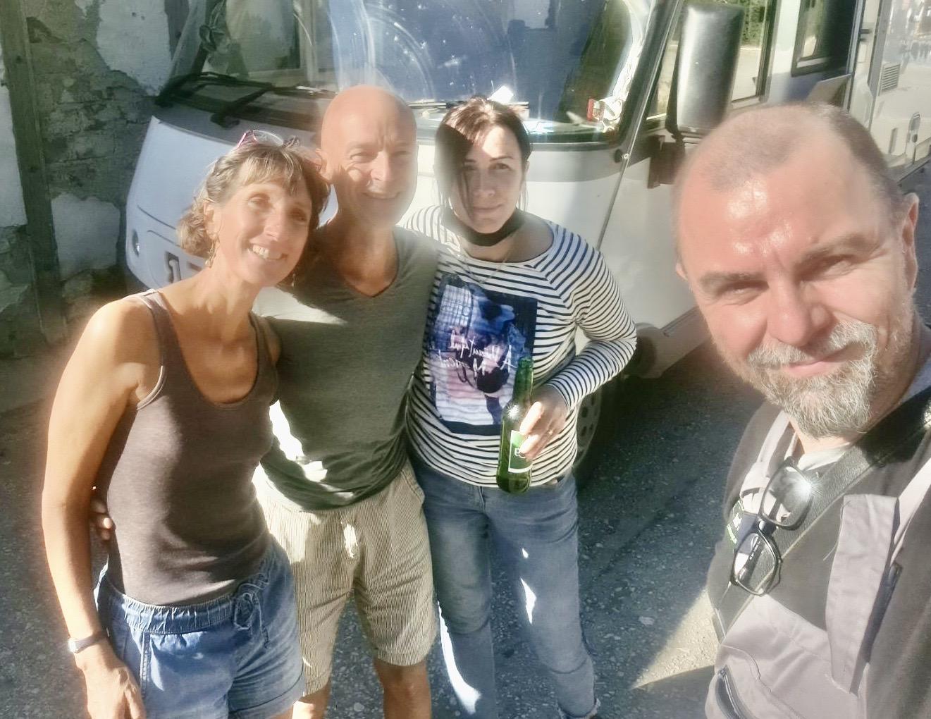 Incontri in Serbia